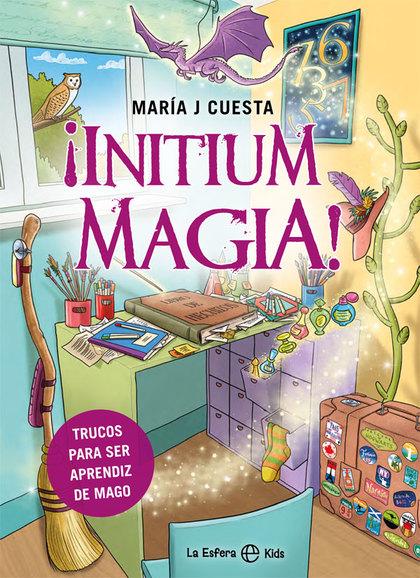 ¡INITIUM MAGIA!. TRUCOS PARA SER APRENDIZ DE MAGO