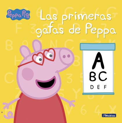 LAS PRIMERAS GAFAS DE PEPPA