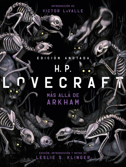 HP LOVECRAFT ANOTADO MAS ALLA DE ARKHAM.