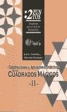 CUADRADOS MAGICOS II