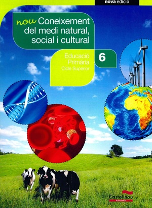 NOU CONEIXEMENT DEL MEDI NATURAL, SOCIAL I CULTURAL 6È (PROJECTE SALVEM LA BALEN.