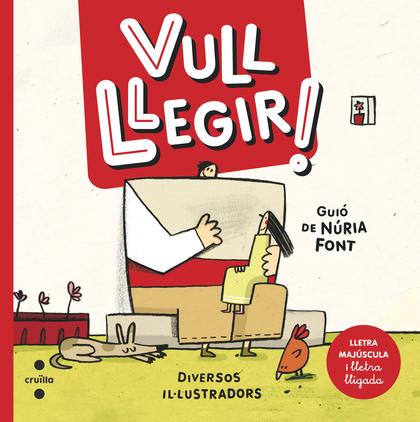 VULL LLEGIR!.