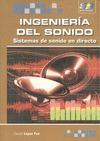 INGENIERÍA DEL SONIDO : SISTEMAS DE SONIDO EN DIRECTO