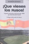 ¡QUE VIENEN LOS RUSOS! : ESPAÑA RENUNCIA A LA EUROCOPA 1960 POR DECISIÓN DE FRANCO