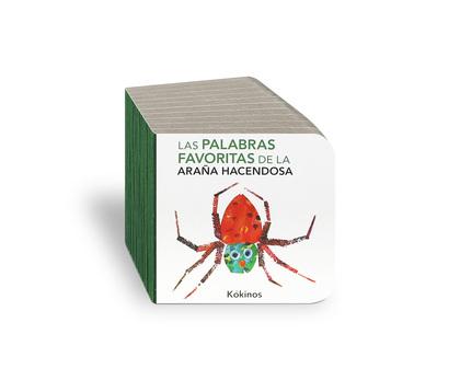 LAS PALABRAS FAVORITAS DE LA ARAÑA HACENDOSA.