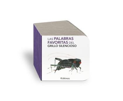 LAS PALABRAS FAVORITAS DEL GRILLO SILENCIOSO.