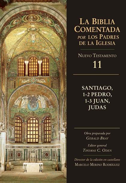 SANTIAGO, 1-2 PEDRO, 1-3 JUAN, JUDAS.