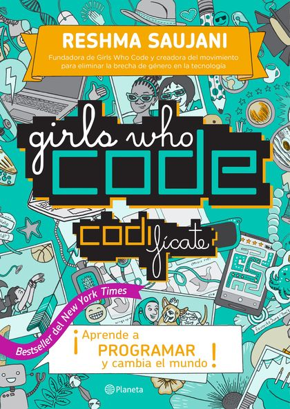 Girls Who Code. Codifícate