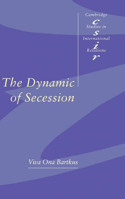THE DYNAMIC OF SECESSION.