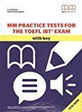 TOEFL PRACTICE TESTS WITH DVD