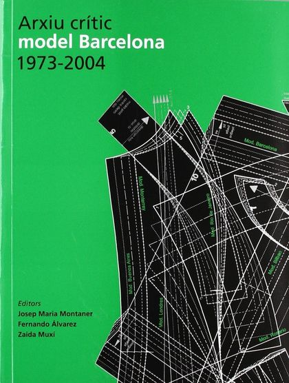 ARXIU CRÍTIC MODEL BARCELONA, 1973-2004