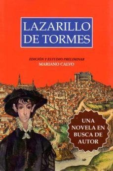 LAZARILLO DE TORMES. (EN CLAVE TOLEDANA)