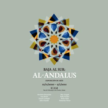 DESCENDS AU SUD: AL-ANDALUS                                                     EXPOSICIÓN DE A