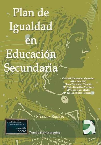 PLAN DE IGUALDAD EN EDUCACIÓN SECUNDARIA