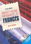 APRENDE FRANCÉS + CD (SOLAPAS).