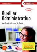 AUXILIAR ADMINISTRATIVO DE OSAKIDETZA-SERVICIO VASCO DE SALUD..