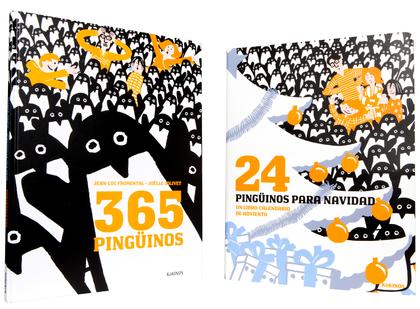 365 PINGÜINOS CON CALENDARIO