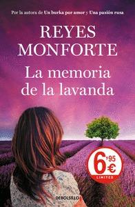 LA MEMORIA DE LA LAVANDA. ED. LIMITADA.
