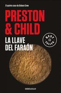 LA LLAVE DEL FARAÓN. GIDEON CREW 5.