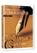 LIBRO DE ESTILO GARRIGUES.