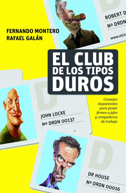 EL CLUB DE LOS TIPOS DUROS