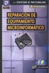 REPARACIÓN DEL EQUIPAMIENTO MICROINFORMÁTICO