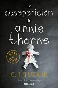 LA DESAPARICIÓN DE ANNIE THORNE.