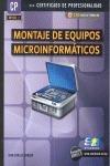 MONTAJE DE EQUIPOS MICROINFORMÁTICOS