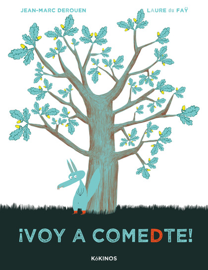 ¡VOY A COMEDTE!.