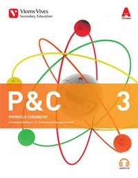 P&C 3 ANDALUCIA (PHYSICAL&CHEMICAL)+ 2 CD´S