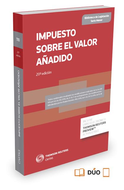 IMPUESTO SOBRE EL VALOR AÑADIDO  (PAPEL + E-BOOK).
