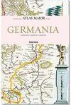 GERMANIA, AUSTRIA ET HELVETIA, 2 VOLS. ATLAS MAIOR
