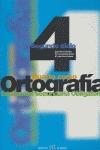 ORTOGRAFÍA 2000, 4 ESO