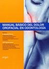 MANUAL BÁSICO DEL DOLOR OROFACIAL EN ODONTOLOGÍA