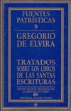 TRATADOS SOBRE LOS LIBROS DE LAS SAGRADAS ESCRITURAS