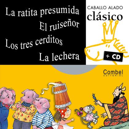 CLÁSICO-PASO CON 1: CABALLO ALADO