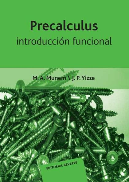Precalculus. Introducción funcional