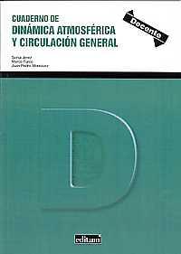 CUADERNO DE DINAMICA ATMOSFERICA Y CIRCULACION GENERAL.