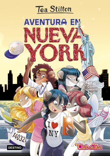 TS 6N. AVENTURA EN NUEVA YORK.