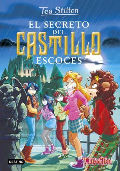 TS 9N. EL SECRETO DEL CASTILLO ESCOCES.