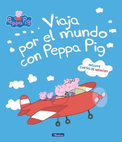 VIAJA POR EL MUNDO CON PEPPA PIG.
