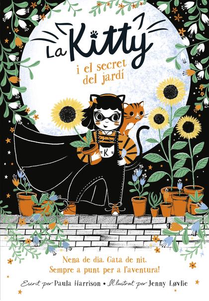 LA KITTY I EL SECRET DEL JARDÍ.