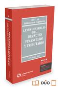 LEYES GENERALES DEL DERECHO FINANCIERO Y TRIBUTARIO (PAPEL + E-BOOK).