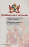 PROTOCOLO SOCIAL Y EMPRESARIAL: MANUAL DE BUENAS COSTUMBRES