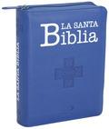 LA SANTA BIBLIA - EDICIÓN DE BOLSILLO CON FUNDA DE CREMALLERA