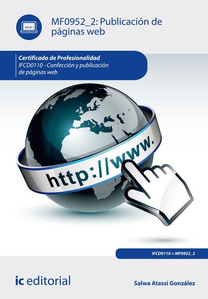 PUBLICACIÓN DE PÁGINAS WEB. IFCD0110.