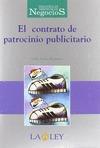 EL CONTRATO DE PATROCINIO PUBLICITARIO