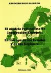 EL MODELO FEDERALISTA DE INTEGRACION EUROPEA LA EUROPA ESTADOS REGIONE