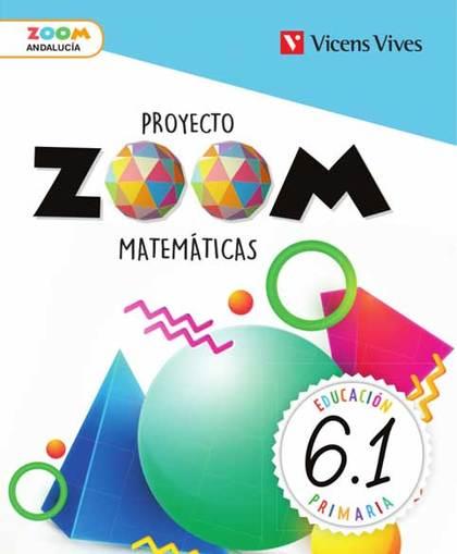 MATEMATICAS 6 ANDALUCIA TRIM+ ACTIVAMAT (ZOOM).
