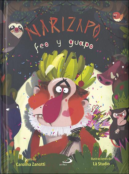 NARIZAPO, FEO Y GUAPO.